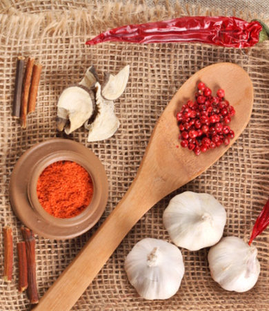 Herbal Remedy Constipation Using Cayenne